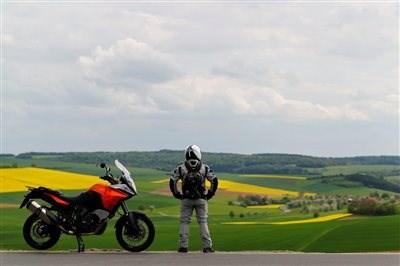 MOTORRAD Tourentipp in Mainfranken