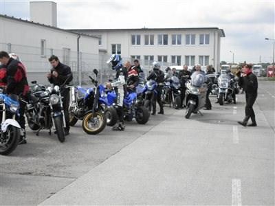 Motorradausfahrt 2014