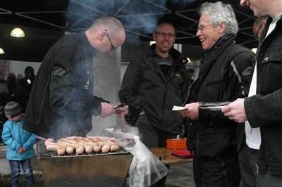 SAISONSTART am 05.04.2014 bei SCHEIBNER & OLK in Braunschweig