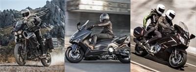 Yamaha Deluxe Tag bei MotoStudio