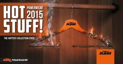 Neu eingetroffen! KTM Powerwear 2015