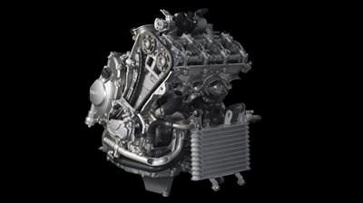 Yamaha Neuheiten 2015: YZF-R1 - der Motor im Detail