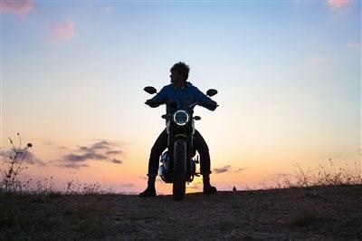 Ducati Scrambler auf Facebook