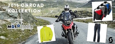 SCOTT Onroad - Kollektion bei MotoStudio