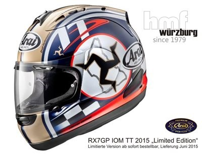 "RX7GP IOM TT 2015 ""Limited Edition"" - Isle of Man"