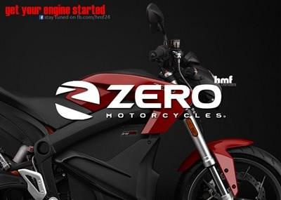 ZERO Motorcycles bei hmf