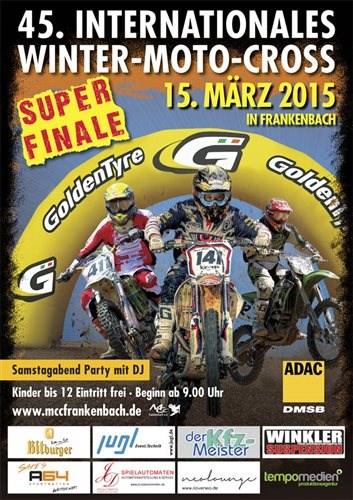 Schausonntag und Winter Motocross