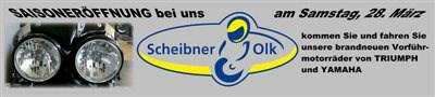 SAISON-ERÖFFNUNG bei SCHEIBNER & OLK in BRAUNSCHWEIG