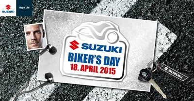 Biker´s Day am 18 April 2015