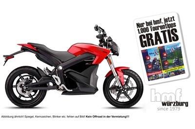 Vermietung - Ab sofort auch ZERO E-Bikes!