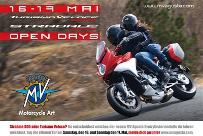 MV Agusta Open Days