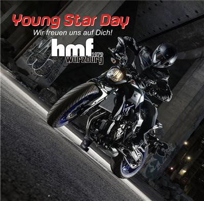 hmf - YoungStarDay am 20.06.2015