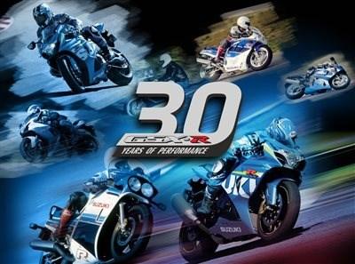 30 Jahre Suzuki GSX-R