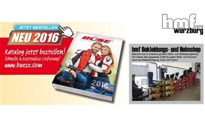 Büse Katalog 2016 - jetzt gratis bestellen