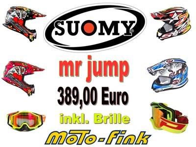 Brille gratis zum Suomy MrJump