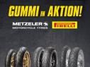 Pirelli Reifen-Aktion