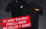 Pirell und Metzeler Reifen - jetzt bei Lietz in Aktion!
