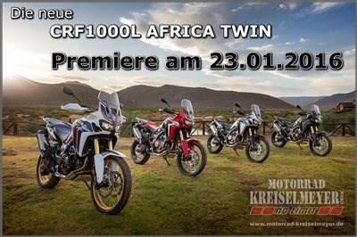 Die neue AFRICA TWIN