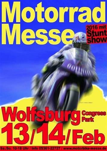 MOTOBIKE WOLFSBURG mit SCHEIBNER & OLK aus BRAUNSCHWEIG