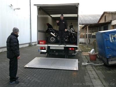 18 neue TRIUMPH u. YAMAHA auf dem Weg zur MOTOBIKE WOLFSBURG
