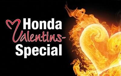 Honda Valentins Special