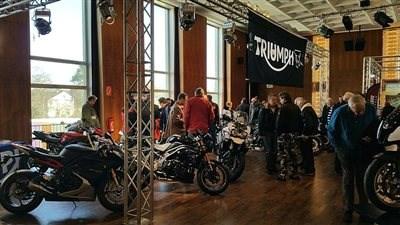 Kleine Nachlese MOTOBIKE Wolfsburg von SCHEIBNER & OLK aus Braunschweig