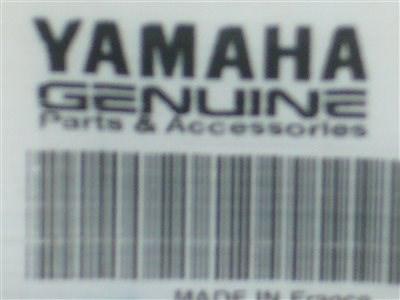 Yamaha Original Ersatzteile und Zubehör
