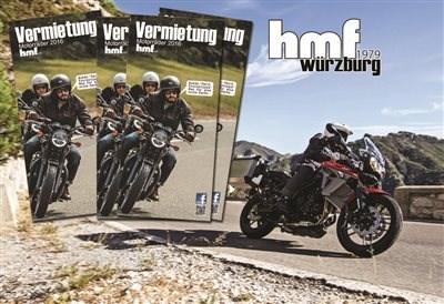 Motorradvermietung über Ostern