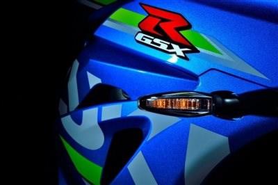 Details zur neuen Suzuki GSX-R1000R