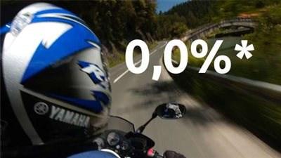 Yamaha 0% Finanzierung im Oktober