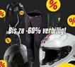 Verleih- und Vorführ-Motorräder und ausgewählte Bekleidung stark reduziert