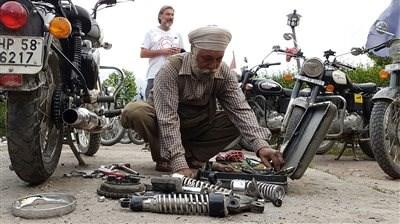 Mittwoch, 23.11.2016 um 19:30 Uhr. Multimedipräsentation Himalaya mit dem Bike