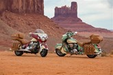 Die neue Indian Roadmaster Classic