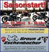 >>> SAISON START 2017, am 25.03.2017 ab 9.00 Uhr <<<