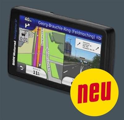 neu bmw navigator 6. Black Bedroom Furniture Sets. Home Design Ideas