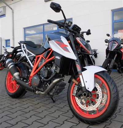 Unleash the beast! Neu eingetroffen 1290 Super Duke R
