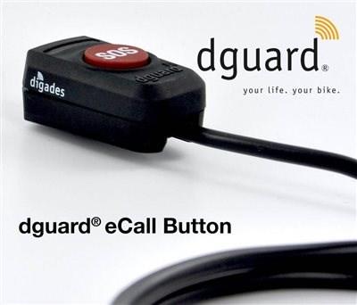 dguard® - Intelligentes Notrufsystem mit Diebstahlwarnung für Motorradfahrer