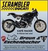 >>> Vorankündigung: bald trifft bei uns die NEUE DUCATI Cafe'Racer ein ! <<< TOPNEWS