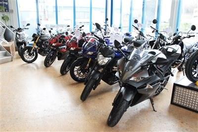 Motorrad Vermietung bei MotoStudio