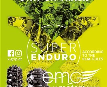 EMG News X-Grip Super Enduro Reifen