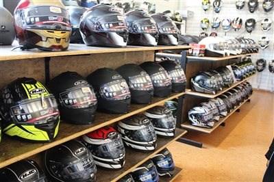 MotoStudio Helm-Aktion