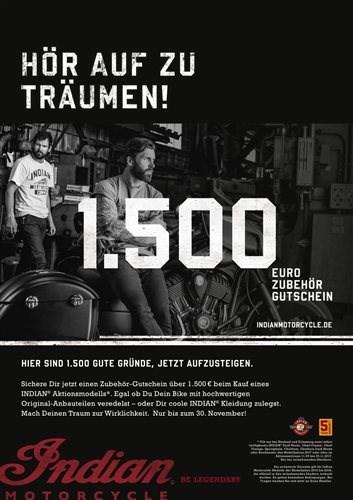 1.500,- Gutschein