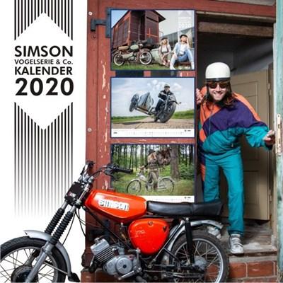 SIMSON-Vogelserie Kalender 2018 wieder da...