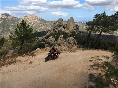 KTM Adventure Rally 2018 in Sardinien