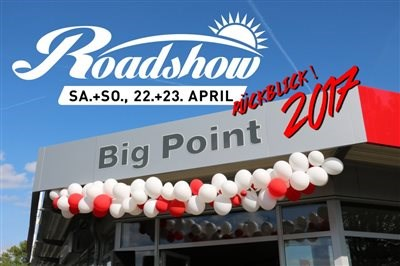 NEWS HONDA RoadShow 2017 bei Big Point Speyer