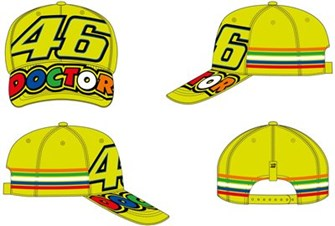VALENTINO ROSSI'S OFFIZIELLES MERCHANDISE