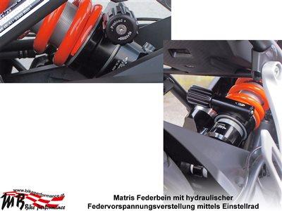 Honda CB 650 F Matris Fahrwerksoptimierung Erhaltlich