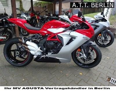 Das A.T.T.-Team bietet Ihnen ein paar MV Agusta`s  zu Top Preisen zum Saisonstart!