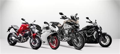 NEWS >>> DUCATI PROMOTION: DUCATI More Than Red Wochen <<< TOPNEWS