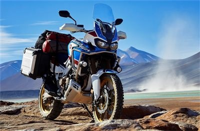 Africa Twin ist Nr. 1